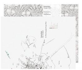 """""""Passagen-Arbeit"""" Zeichnungen zu Walter Benjamin & """"Paris-Stadtplan"""" zu Walter Benjamins Passagenwerk"""