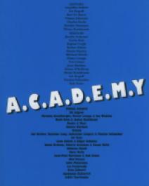 A.C.A.D.E.M.Y Von der Kunst lernen