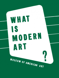 What is Modern Art (im Schuber)