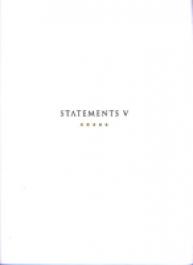 Statements V