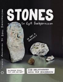 STONES according to Egill Sæbjörnsson