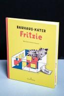 Bauhaus-Kater Fritzie