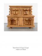 Daniel Dewar & Grégory Gicquel. Sculptures in the Round